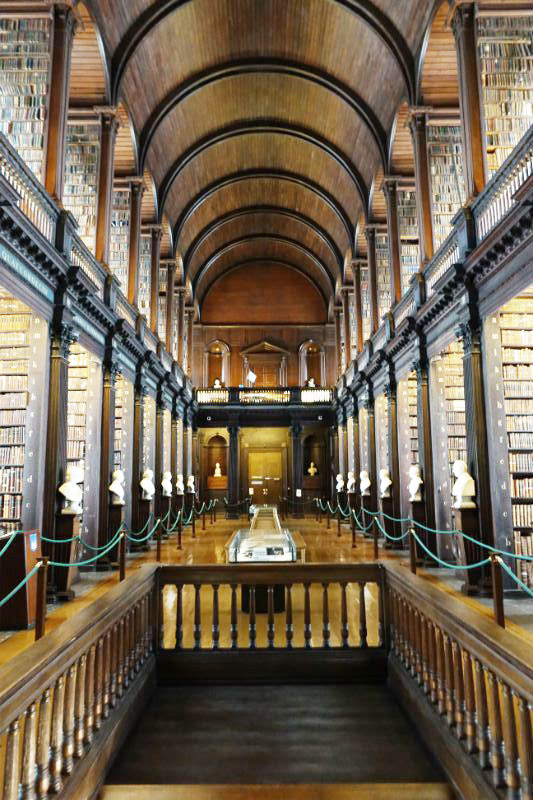 biblioteca-dublin-trinity-college-long-room