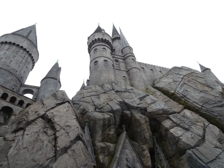 universal studios hollywood harry potter castilloa