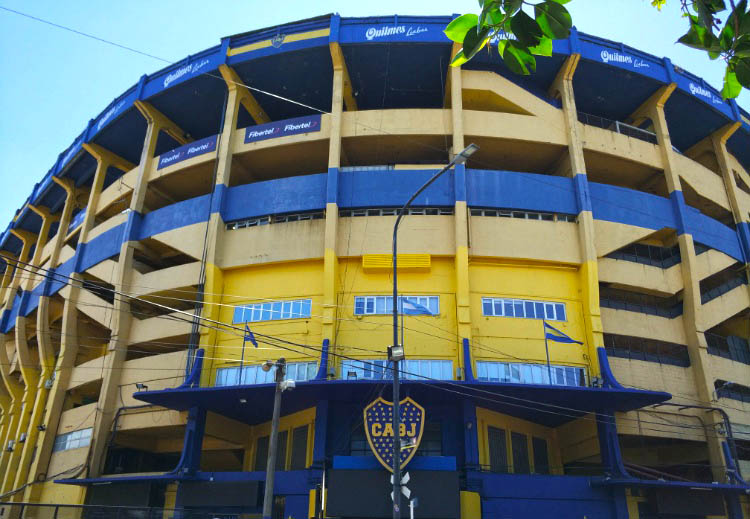 Estadio del Boca Juniors