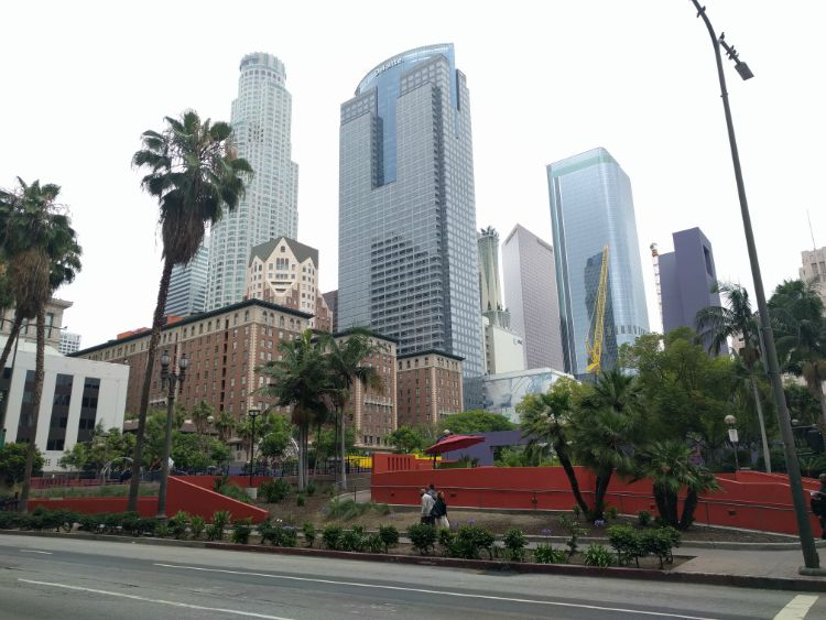 pershing square los angeles