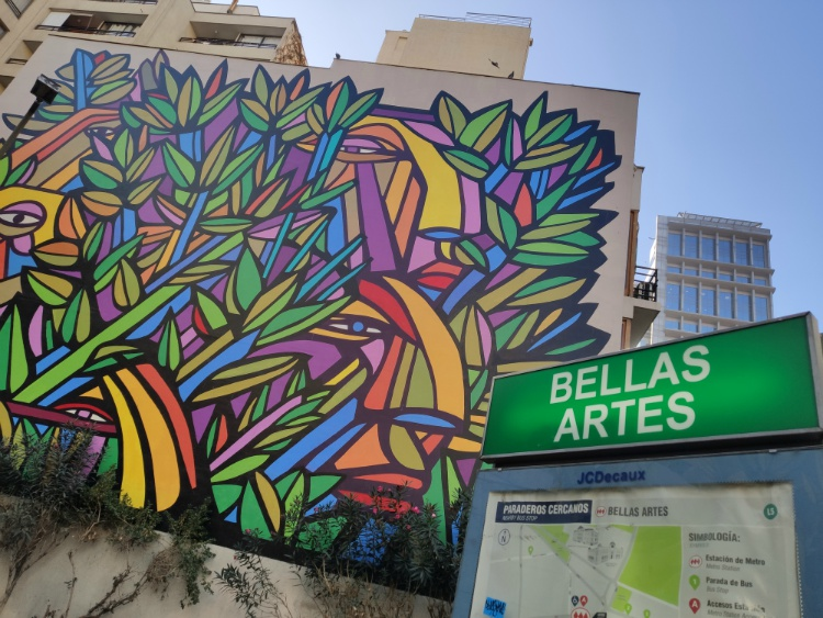 barrio de bellas artes