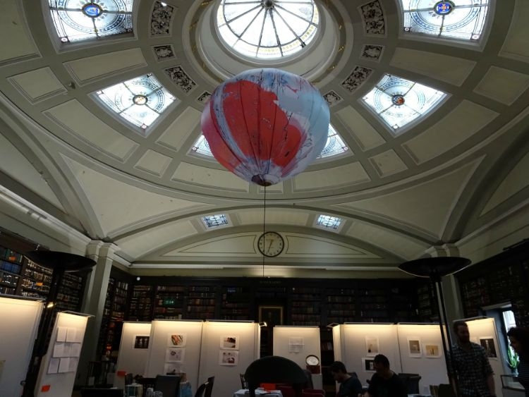 Portico Library and Gallery manchester