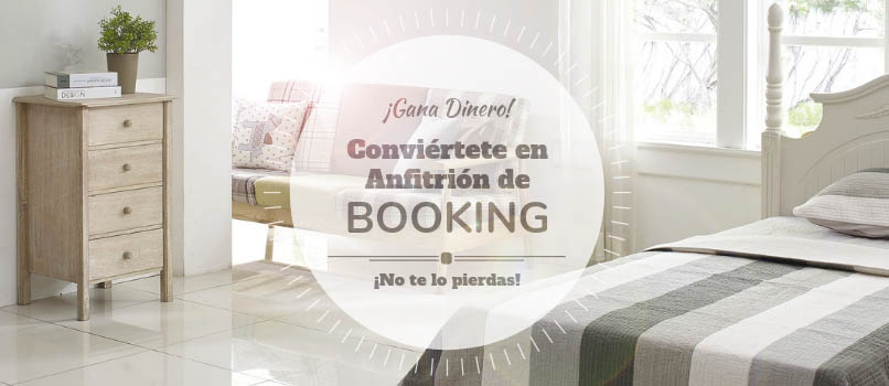 anfitrion de booking