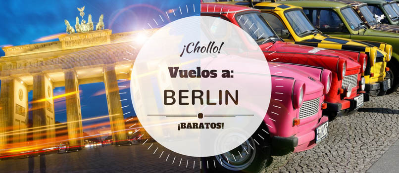 chollo vuelos a berlin baratos