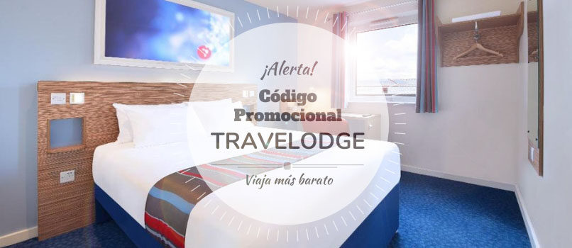 codigo promocional travelodge