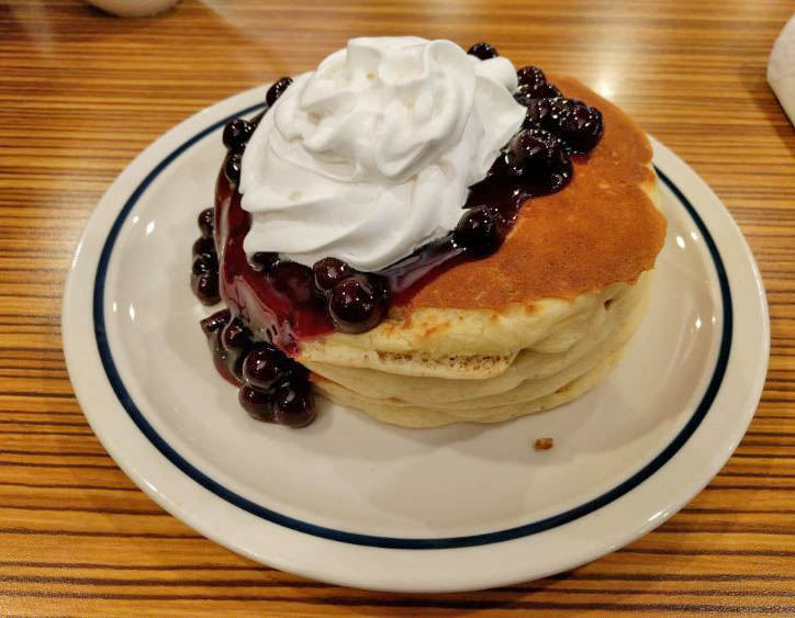 comer en los angeles ihop