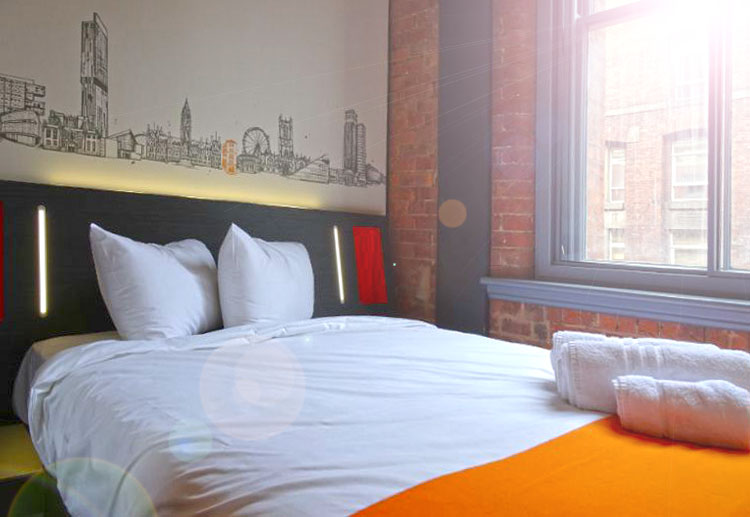 hotel manchester easyhotel