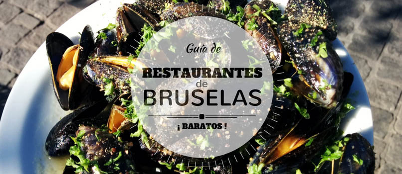 restaurantes baratos de bruselas