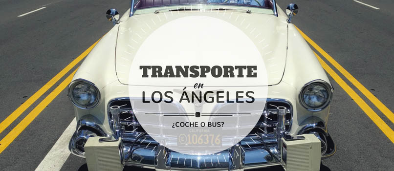 transporte en los angeles